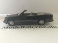 Mercedes Benz E-klasse Cabriolet 1994 Modelbil - Minichamps