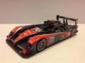 AUDI R10 TDI NO.15 Le Mans 2009 – Christian Bakkerud – Christijan Albers – Giorgio Mondini. Placering  9. Modelbil - IXO