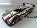 Audi R8 Le Mans 2004 Modelbil - Minichamps
