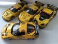 Chevrolet Corvette Le Mans Modelbiler - IXO & SPARK