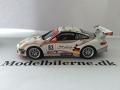 Porsche 911 GT3 RSR Le Mans 2006 Modelbil - Minichamps
