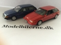 Volvo 480ES 1986 Modelbiler - Edition ATLAS Volvo Collection & Minichamps