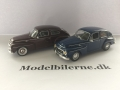 Volvo PV 544 1958 og 1965 Modelbiler - Edition ATLAS Volvo Collection & IXO